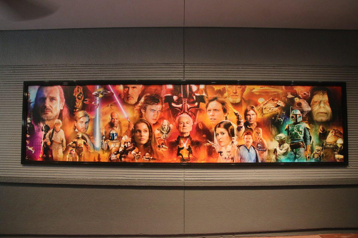 ハリウッドスタジオ ローンチベイ1