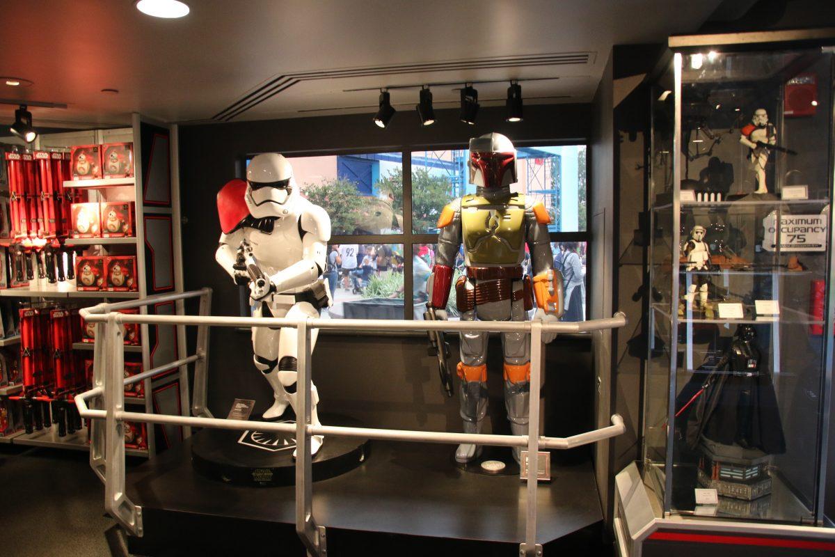 ハリウッドスタジオ ローンチベイ6