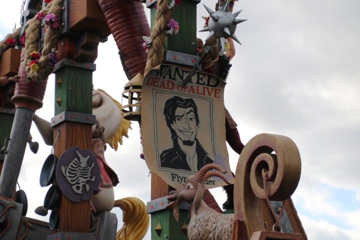マジックキングダム ファンタジーパレード12