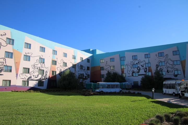 ホテル カーズ棟2