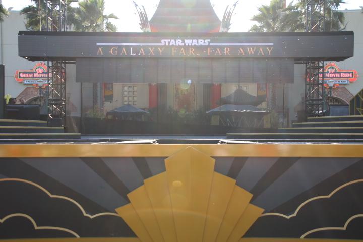 ハリウッドスタジオ スターウォーズ ショー11