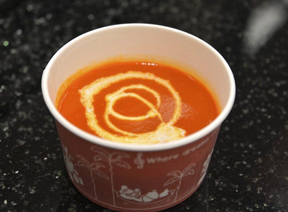 チックタック イースタースペシャルセットのスープ