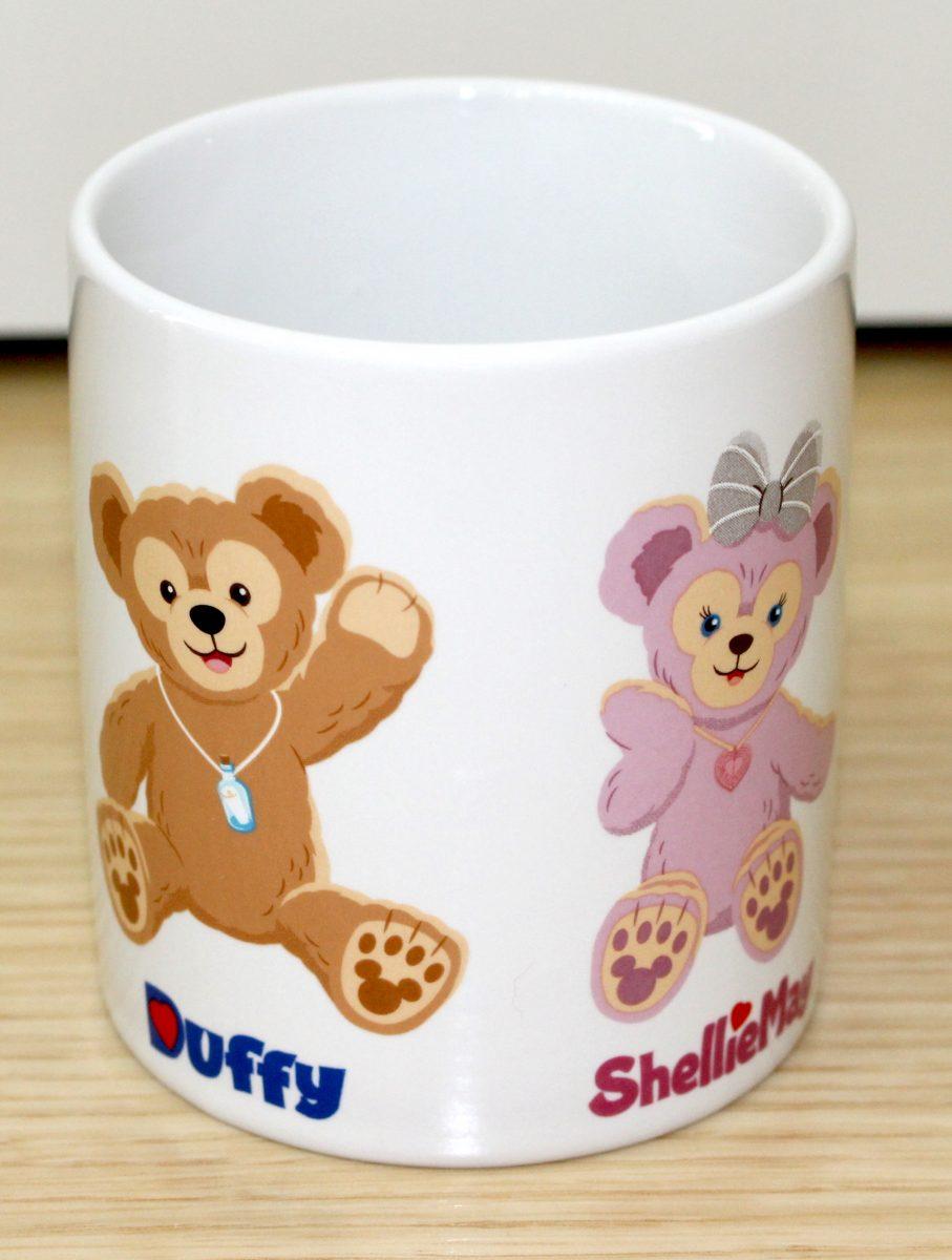 ダッフィー&フレンズ スーベニア マグカップ