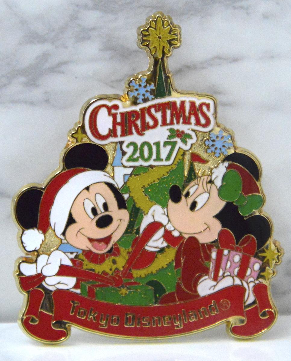 ランド クリスマス ピンバッジ2