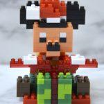 クリスマスファンタジー ミッキー ナノブロック 正面