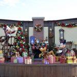 ランド クリスマス エントランス