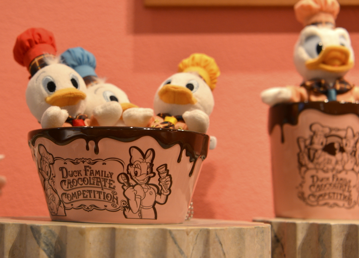 Duck FAMILY CHOCOLATE COMPETITION ボウル