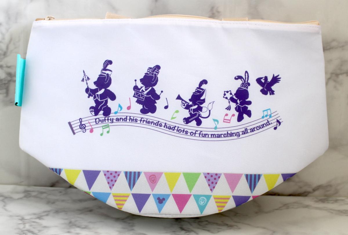 Happy Marching Fun  スーベニアランチケース バックスタイル