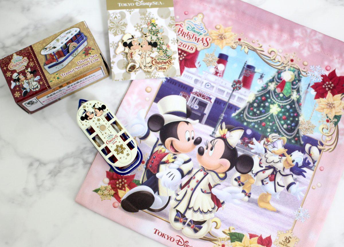 東京ディズニーシー ディズニー・クリスマス グッズ