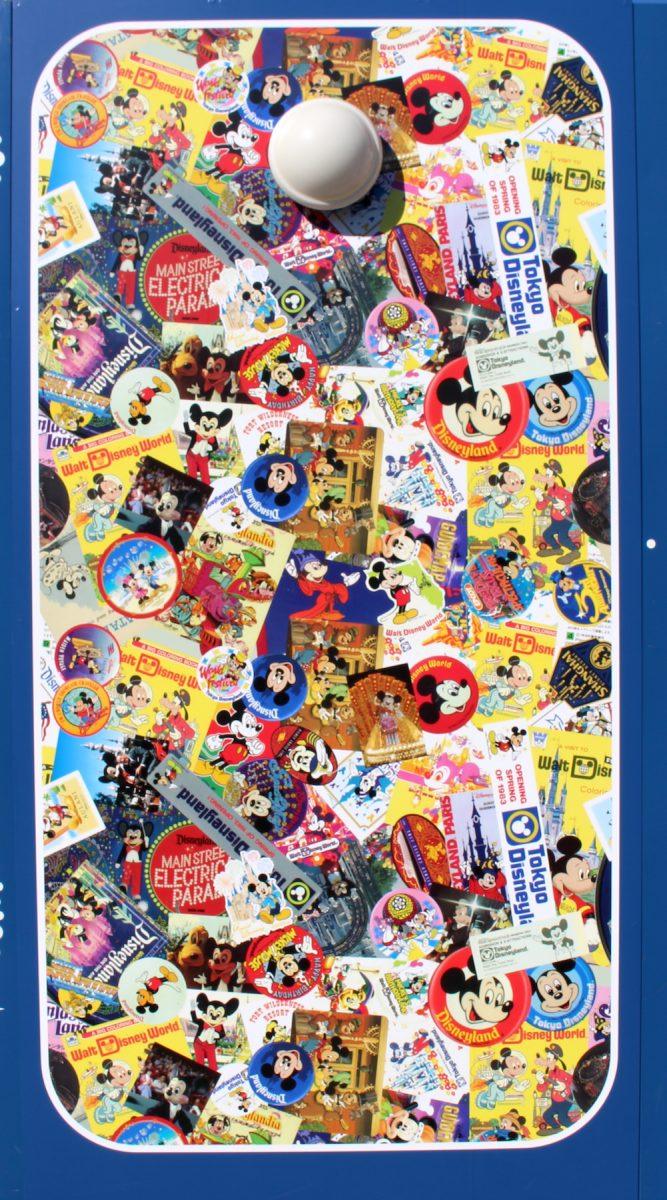 東京ディズニーランド ミッキー90周年装飾 壁6