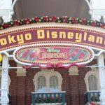 ランド ディズニー・クリスマス 2018 装飾