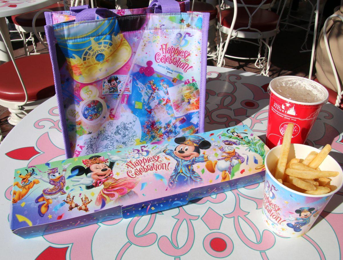 """""""Happiest Celebration! GRAND FINALE"""" スーベニアランチケース スペシャルセット"""