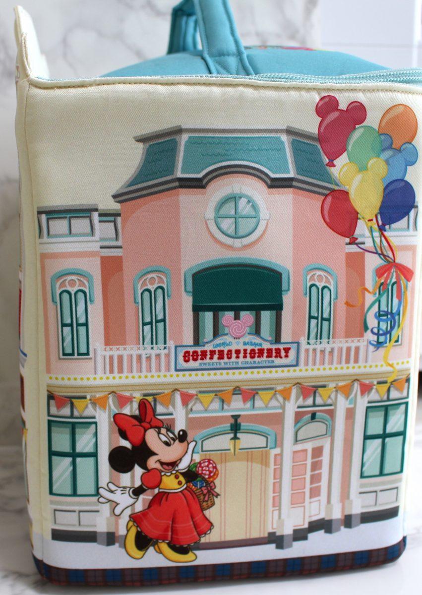 東京ディズニーランド 36周年 収納ボックス ミニー