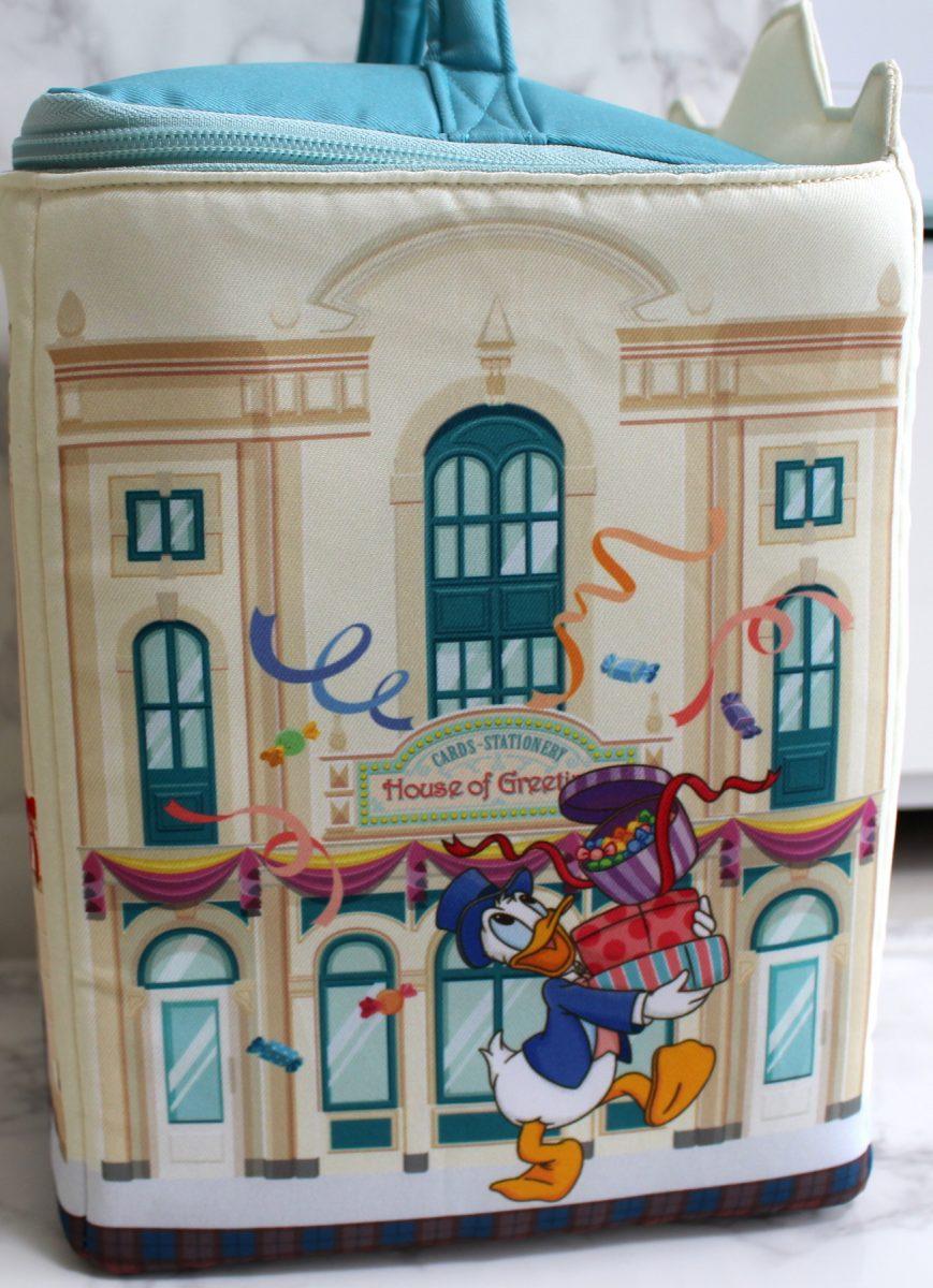 東京ディズニーランド 36周年 収納ボックス ドナルド
